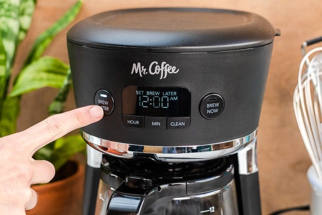 fastest coffee maker